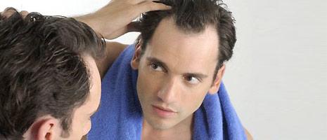 La maschera stimola la crescita di capelli