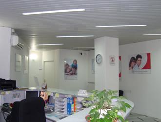 Centro tricologico Istituto Helvetico Sanders Catainia