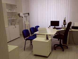 Centro tricologico Istituto Helvetico Sanders Genova