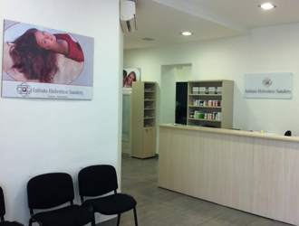 Centro tricologico Istituto Helvetico Sanders Torino