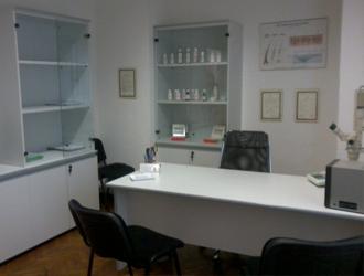 Centro tricologico Istituto Helvetico Sanders Firenze