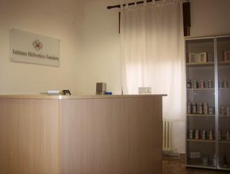 Centro tricologico Istituto Helvetico Sanders Salerno