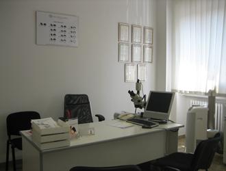 Centro tricologico Istituto Helvetico Sanders Verona