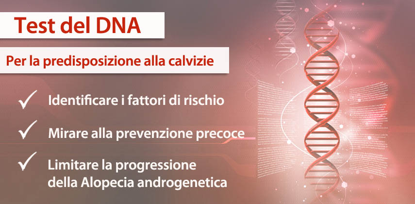 test dna calvizie