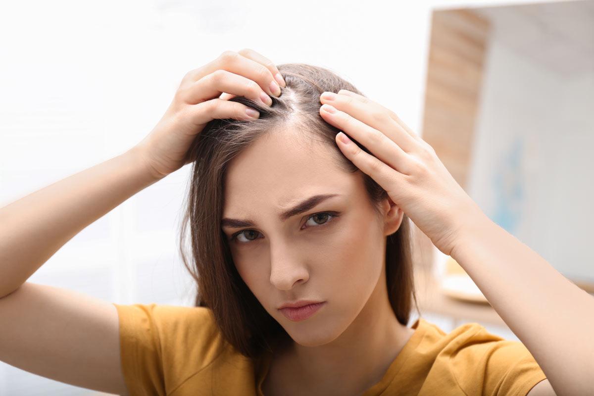 la caduta dei capelli in gravidanza