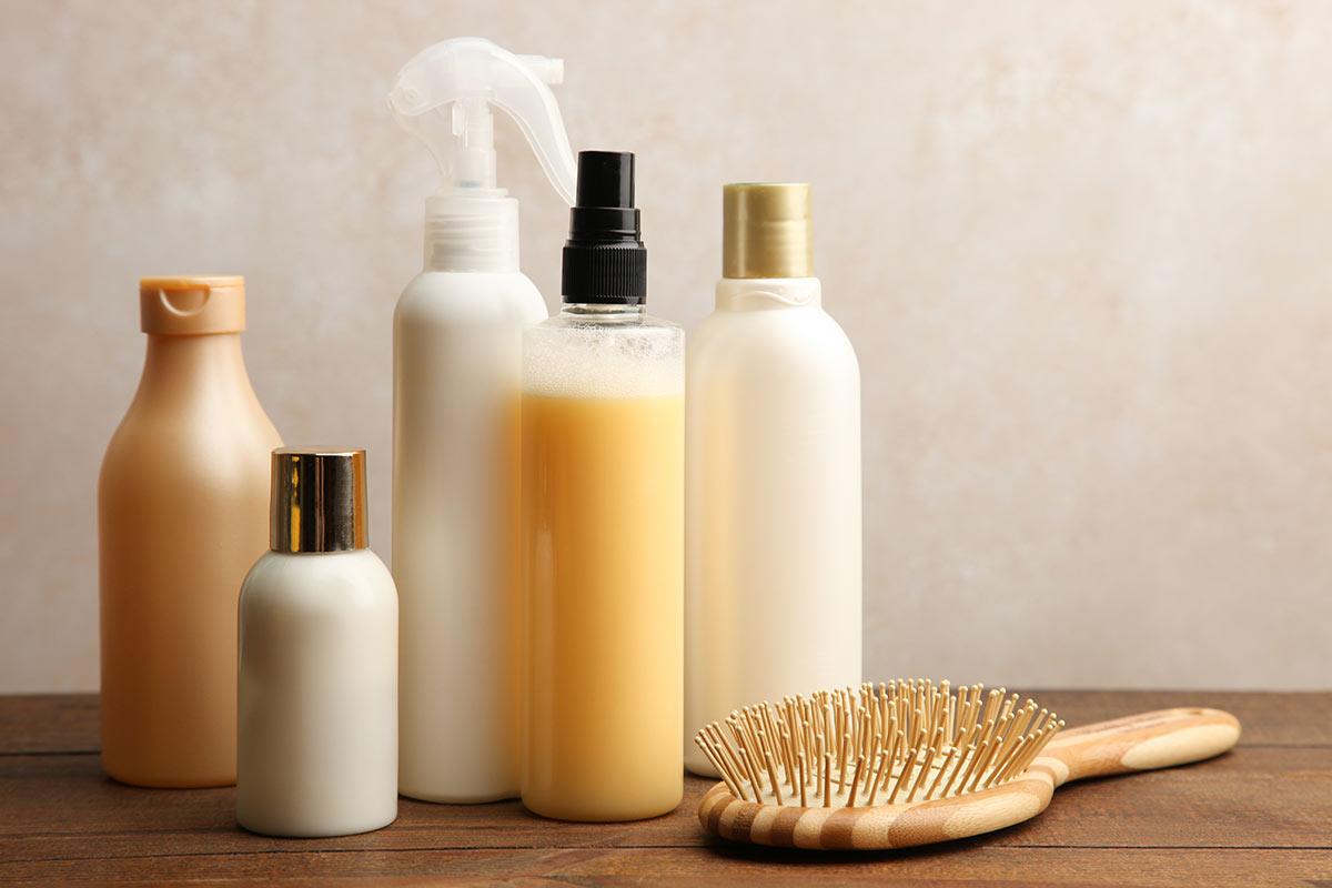 Parabeni negli shampoo