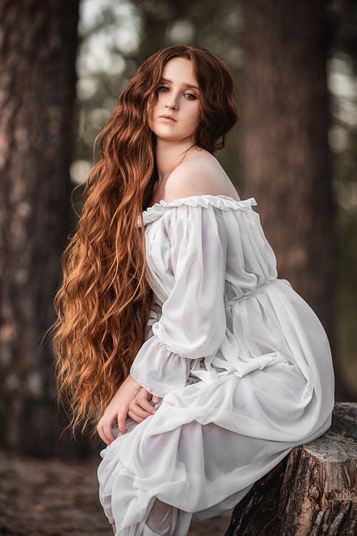 capelli ondulati