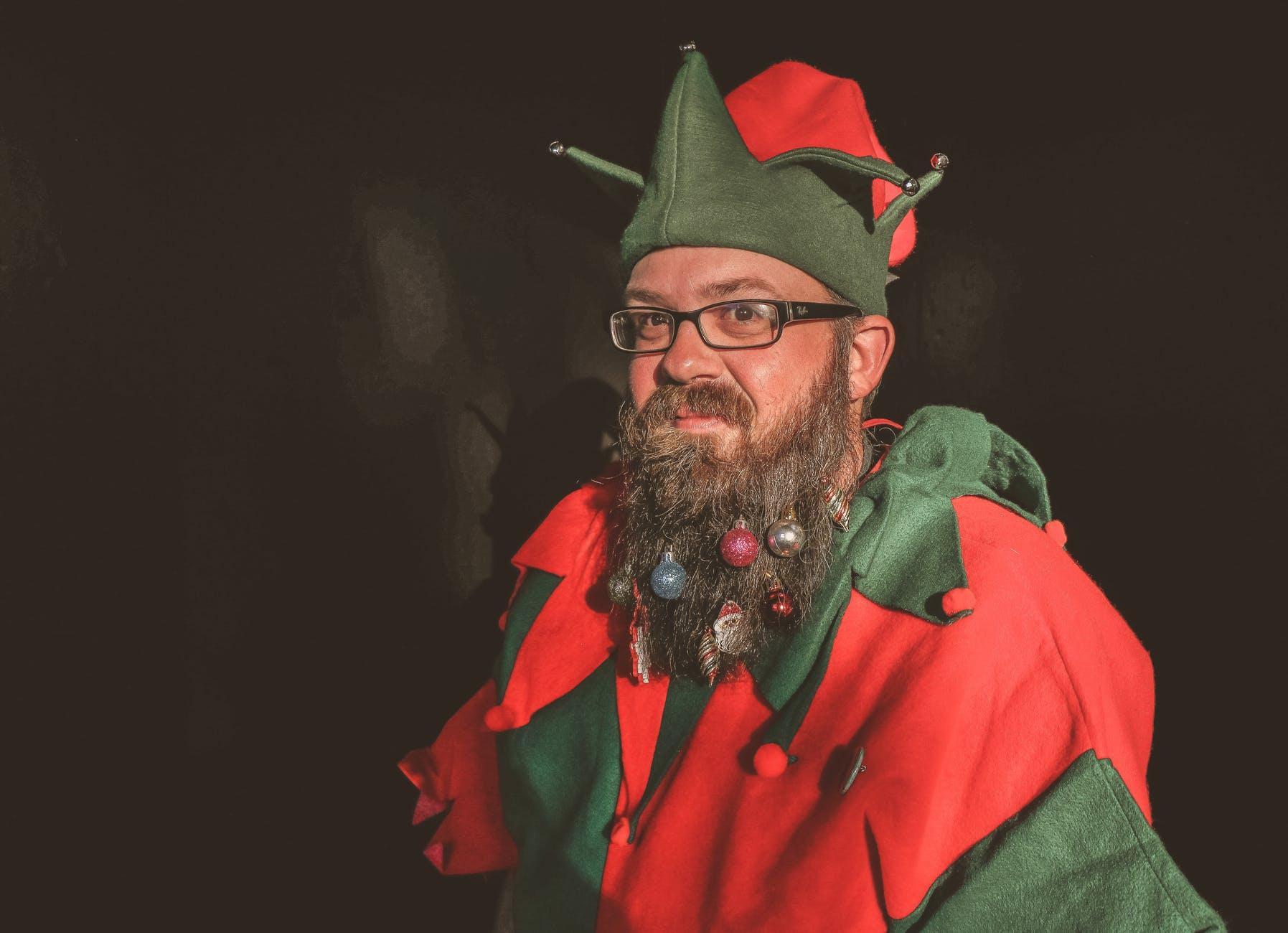 capelli a Natale: idee stravaganti e inaspettate per i ...