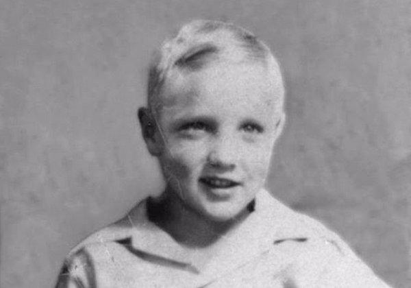 Elvis Presley da piccolo