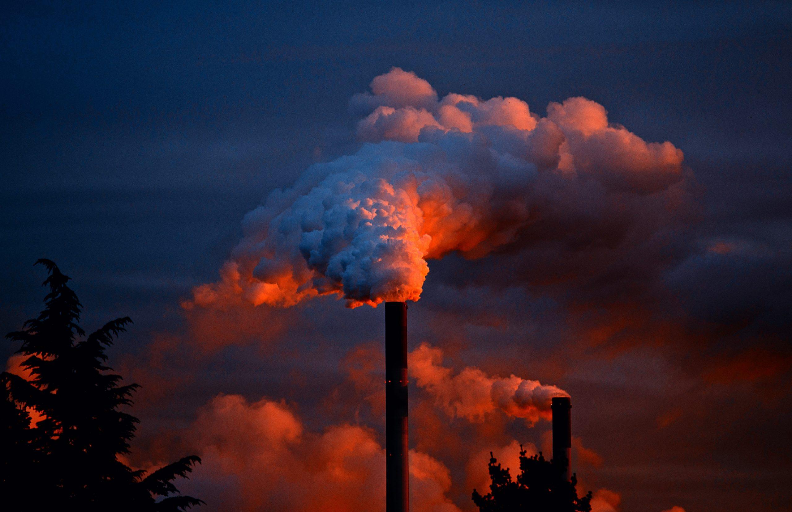 inquinamento atmosfrerico