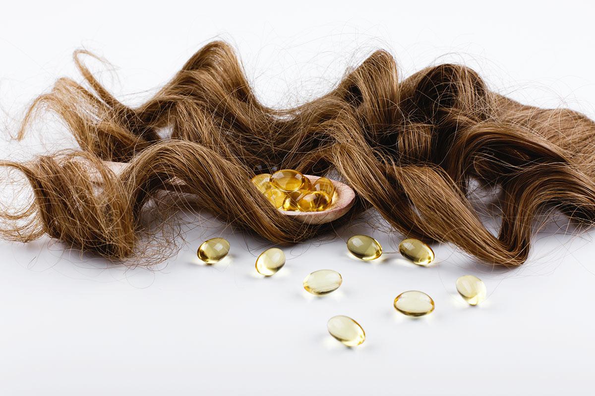 vitamina per capelli